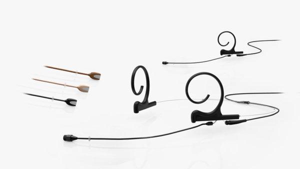 DPA d:fine™ Flex Omni Headset and Earset Microphone